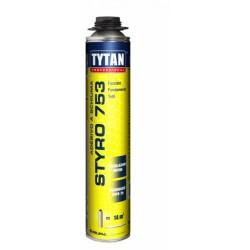 Schiuma adesiva titan styro...