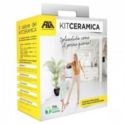 Kit per la pulizia dopoposa  FILA KITCERAMICA